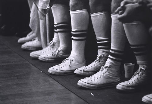 The Basketball Shoes That Went Punk Rock