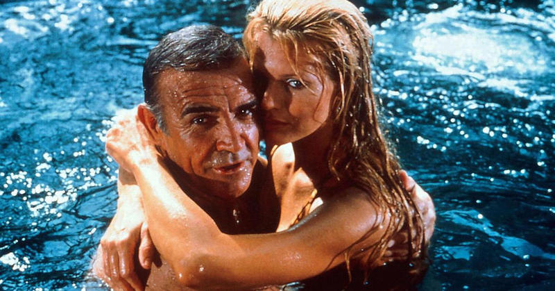 Never Say Never Again Sean Connery S James Bond Movie That Wasn T