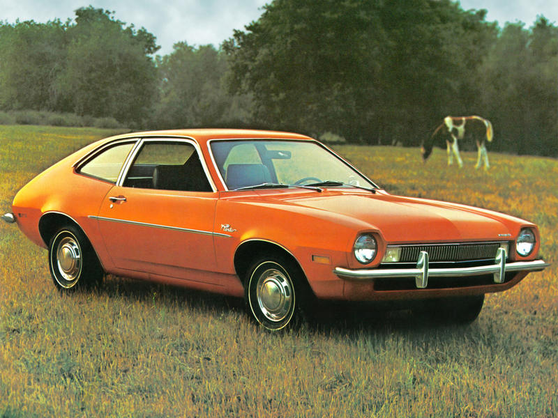 Ford Pinto: Explosive Story Of An Ugly '70s Subcompact Car