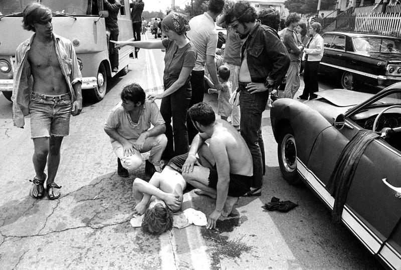 Rare Historical Images From The Woodstock Music Festival Groovy History