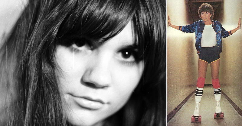 Linda Ronstadt Then And Now Young And Old Photos