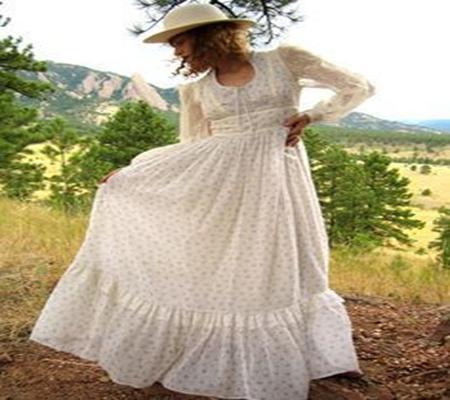 Every 70s Girl Wanted A Gunne Sax Groovy History