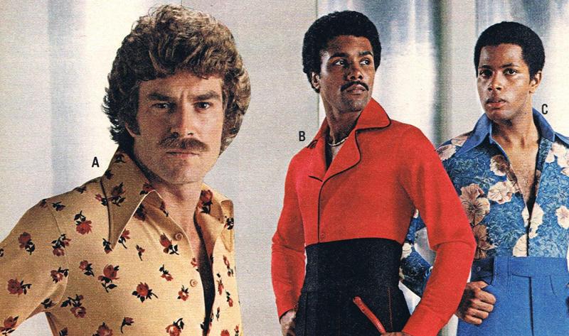 Mens 70s Disco Suit Retro Saturday Night Fever John Travolta Fancy Dress Outfit
