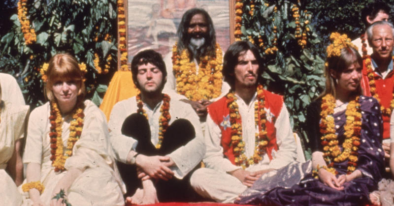 The Beatles And The Maharishi Did Meditation Really Save The Fab Four