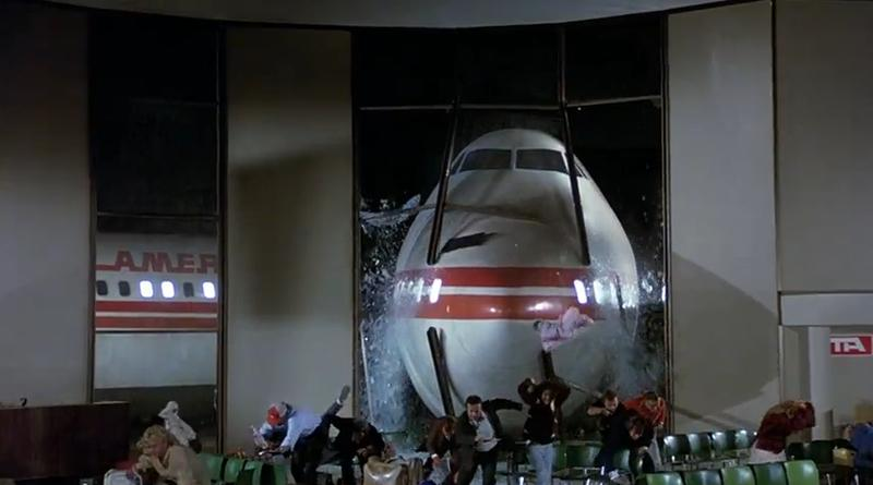 airplane movie cockpit background